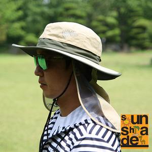 선쉐이드 컨버터블 모자(Boonie Hat)