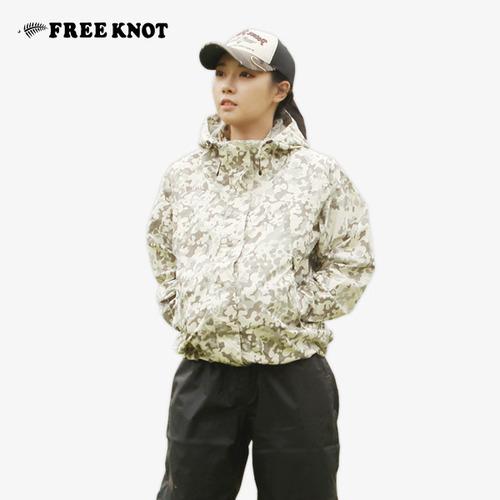 [프리노트] 2016 new 2레이어 우의/바람막이 | 샌드카모