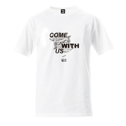 [KLY x RUFF] Come With us 루즈핏